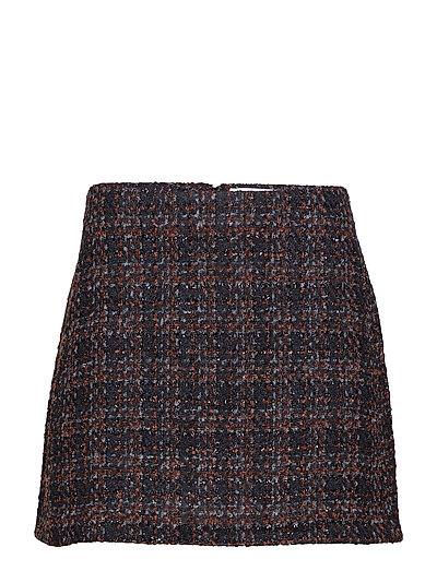 Jiang skirt 10422 - BLACK CH