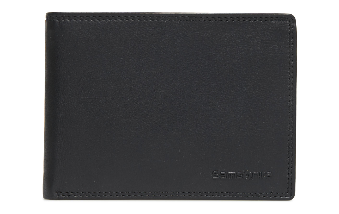Samsonite Attack SLG Billfold 7Cc - BLACK