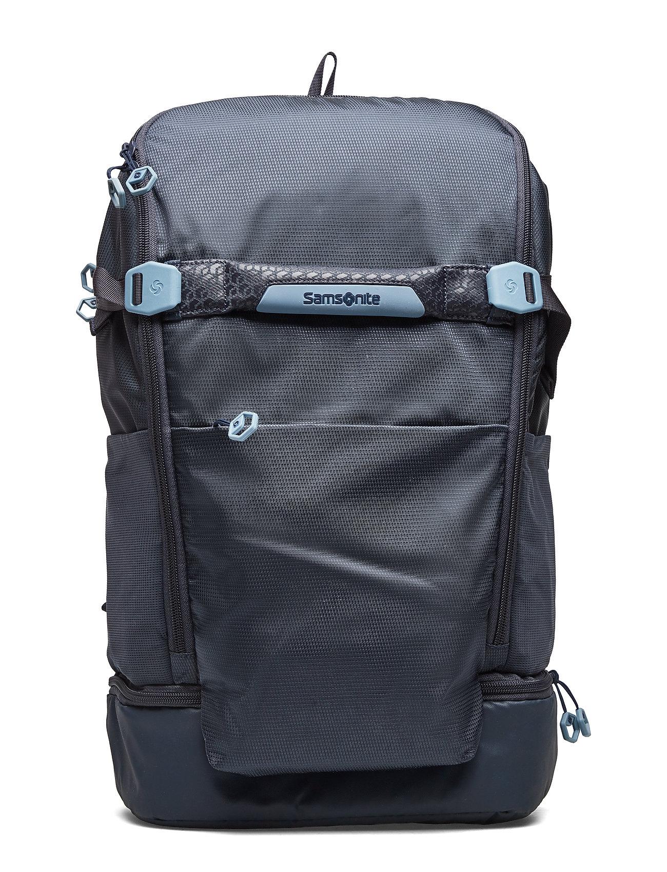 Samsonite Hexa-Packs Laptop Backpack - SHADOW BLUE