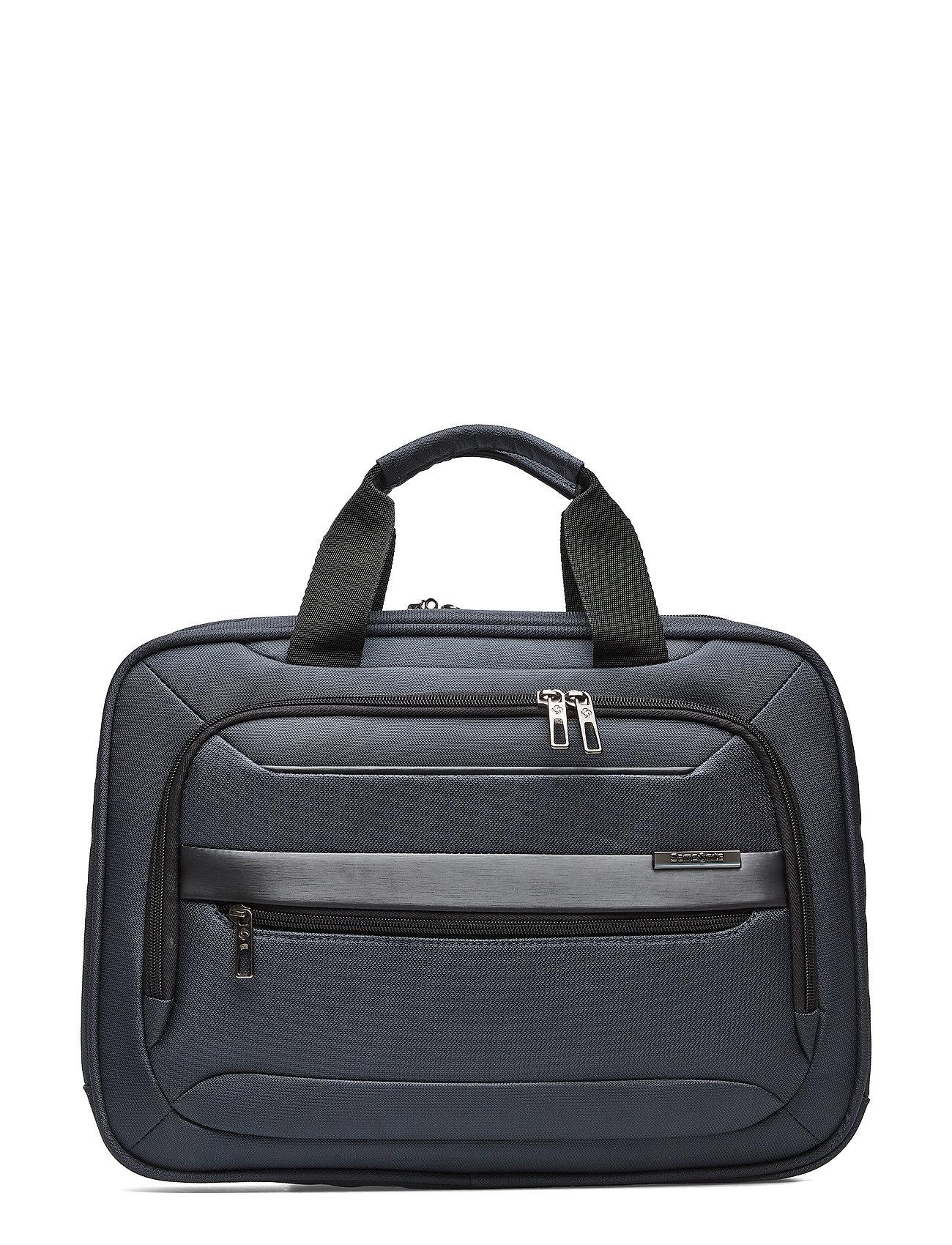 """Samsonite Vectura Evo Shuttle Bag 15,6"""" - BLUE"""