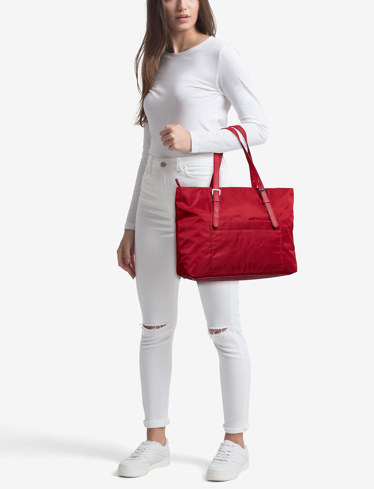 Samsonite Karissa Shopping Bag M - FORMULA RED