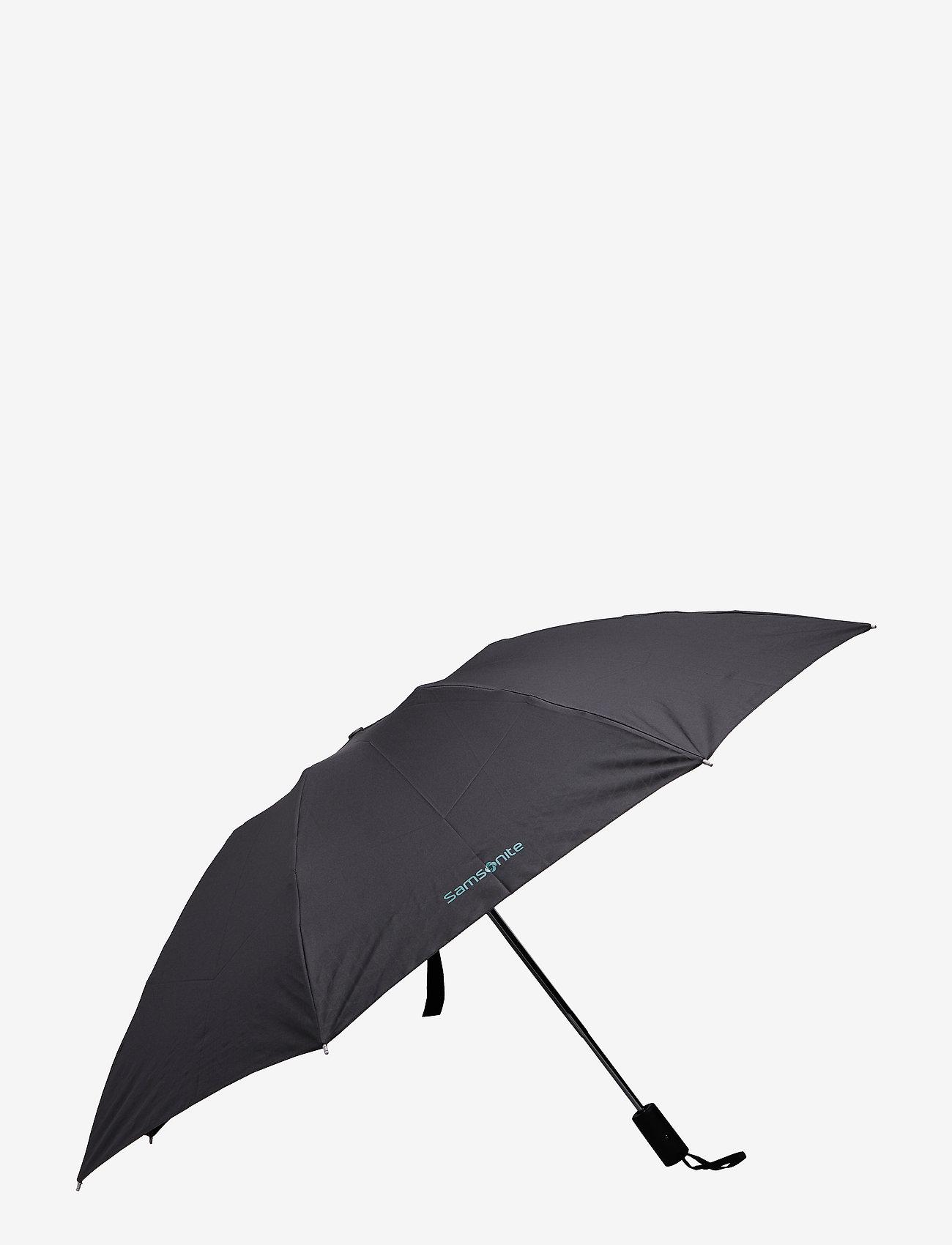 Samsonite - Upway Auto - paraplyer - black - 0