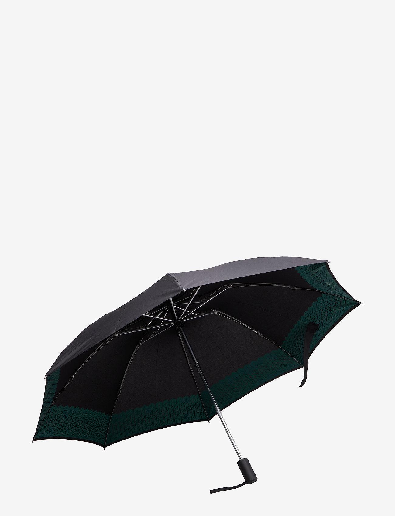 Samsonite - Upway Auto - paraplyer - black - 1