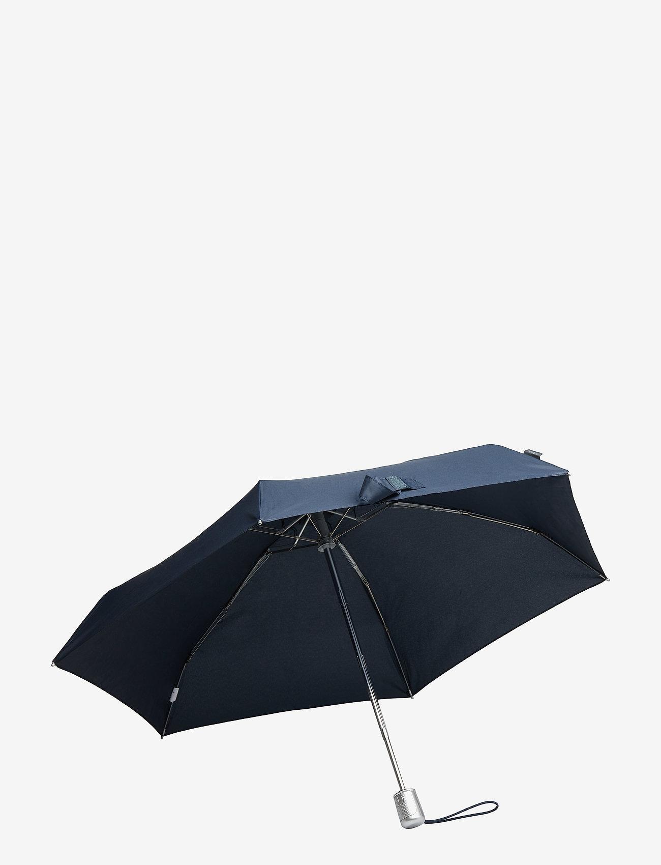 Samsonite - Alu Drop S 4 Sect. Auto O/C - paraplyer - indigo blue - 1