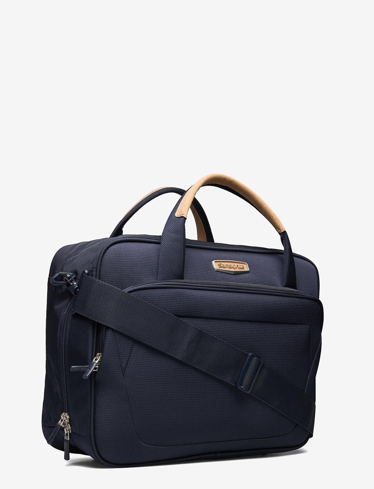 Samsonite - Spark SNG ECO Shoulder Bag - blue - 2