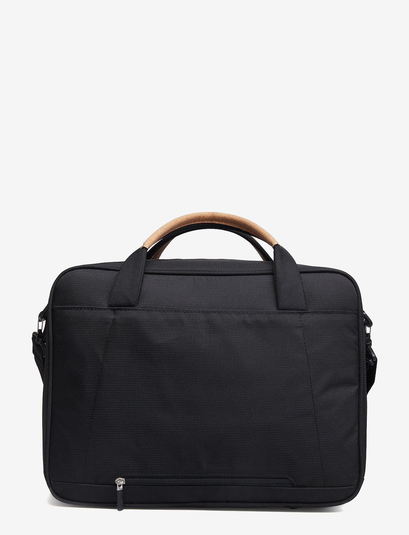 Samsonite - Spark SNG ECO Shoulder Bag - tassen - eco black - 1
