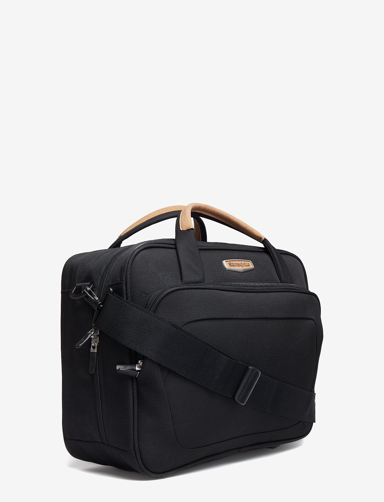 Samsonite - Spark SNG ECO Shoulder Bag - eco black - 2