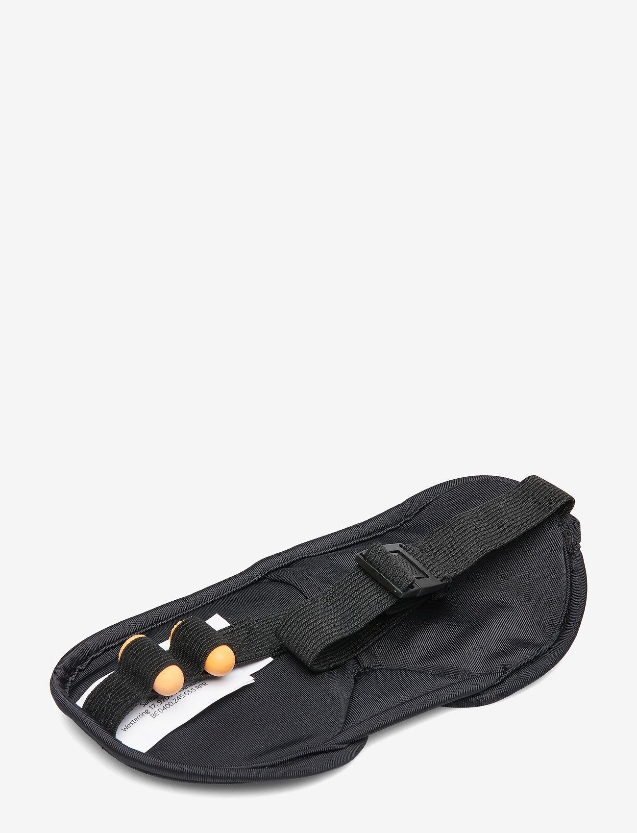Samsonite - Comfort Travelling Eye Mask And Earplugs - reisartikelen - black - 1