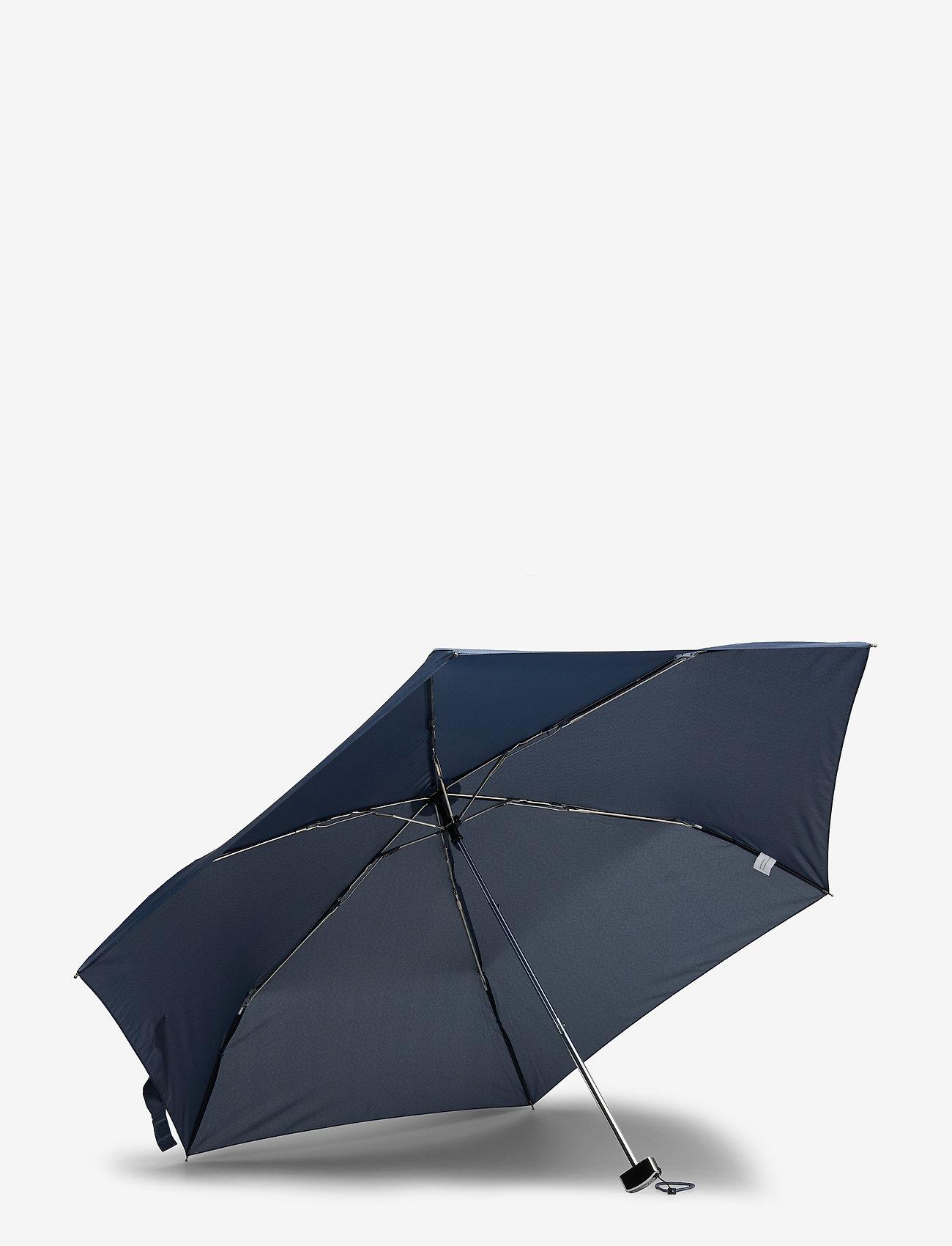 Samsonite - RAIN PRO-3 SECT.ULTRA MINI FLAT - paraplyer - blue - 1