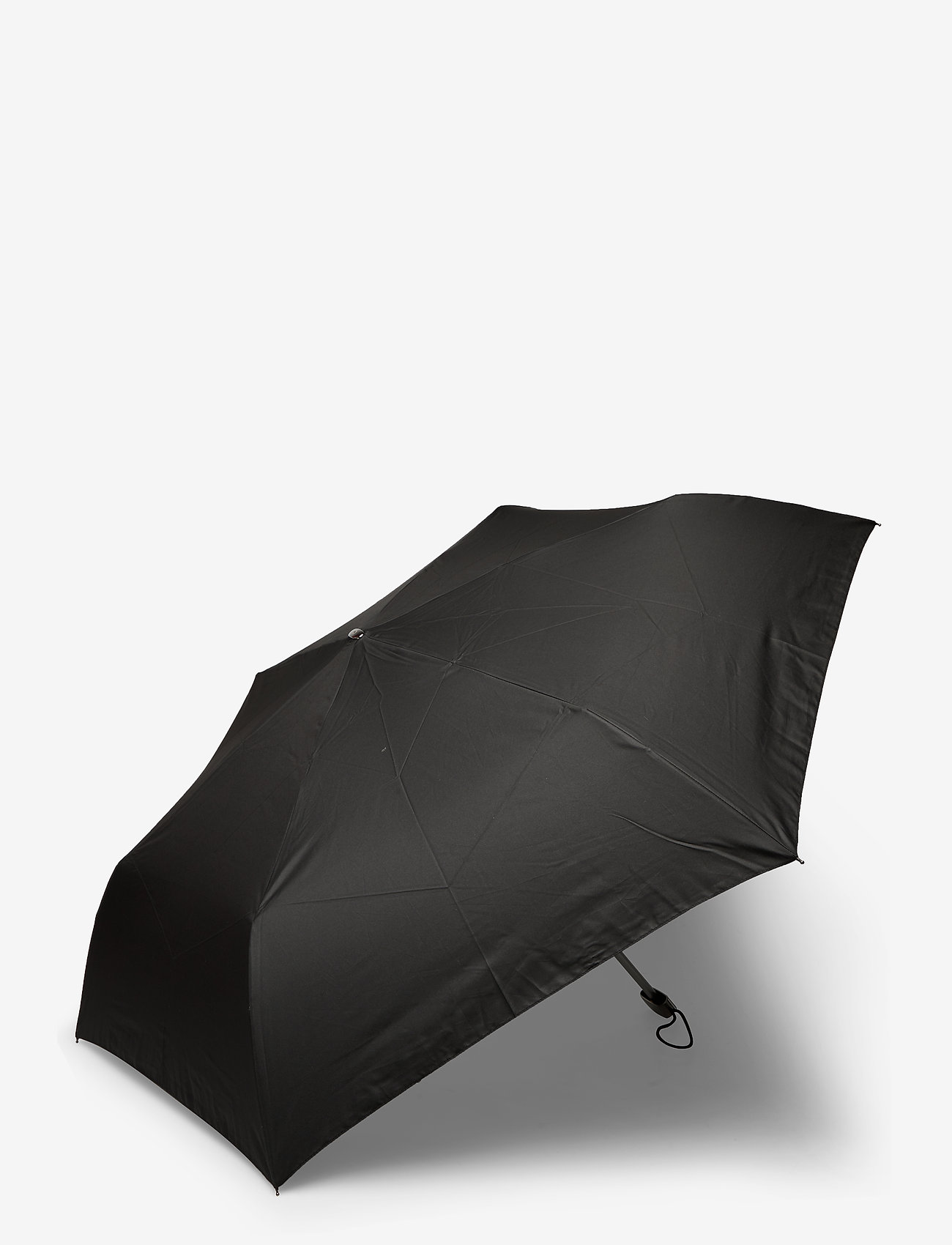 Samsonite - RAIN PRO-3 SECT.MANUAL FLAT - paraplyer - black - 0