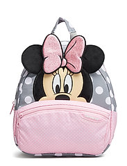 Disney TM Ultimate Backpack S* - MINNIE GLITTER