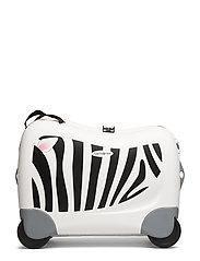 Dream Rider Suitcase - ZEBRA
