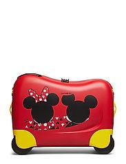 Dream Rider Suitcase - MICKEY/MINNIE PEEKING
