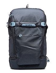 Hexa-Packs Laptop Backpack Ryggsäck Väska Blå SAMSONITE