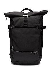 Ziproll Backpack M - BLACK