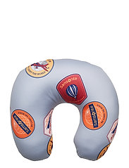 Comfort Travelling Microbead Travel Pillow - HERITAGE PATCHES