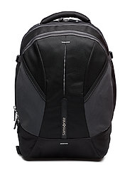 4Mation Laptop Backpack L - BLACK/SILVER