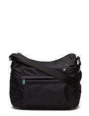 Move 2,0 Secure Shoulder Bag M - BLACK