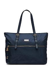 Karissa Shopping Bag M - DARK NAVY