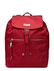 Karissa Backpack 1 Pocket - FORMULA RED