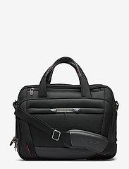 Samsonite - Pro DLX Laptop Bailhandle 15,6 EXP - tietokonelaukut - black - 0