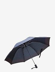 Samsonite - Upway Auto - paraplyer - dark blue/mandarin orange - 1