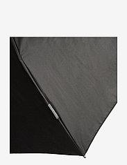 Samsonite - Alu Drop S 3 Sect. Manual Flat - paraplyer - black - 2