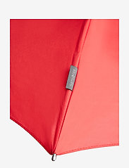 Samsonite - Alu Drop S 3 Sect. Manual Flat - paraplyer - tomato - 2