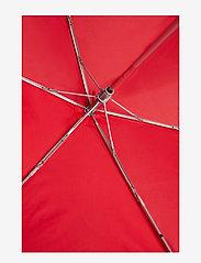 Samsonite - Alu Drop S 3 Sect. Manual Flat - paraplyer - tomato - 3