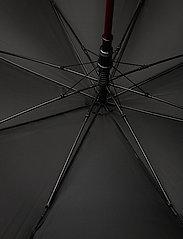 Samsonite - WOOD CLASSIC S-STICK MAN AUTO OPEN - paraplyer - black - 2