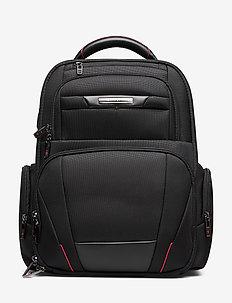 Pro DLX Laptop Backpack 3V 15,6 - plecaki - black
