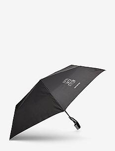 Karissa Umbrellas Auto - BLACK