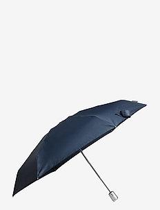 Alu Drop S 4 Sect. Auto O/C - regenschirme - indigo blue