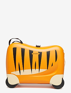 Dream Rider Suitcase Zebra - TIGER TOBY
