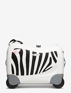 Dream Rider Suitcase Zebra - ZEBRA