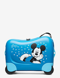 Dream Rider Suitcase - MICKEY LETTERS
