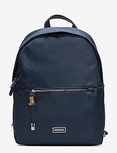 """Karissa Biz Round Backpack 14.1"""" - DARK NAVY"""