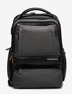 "Check Mate Laptop Backpack 15.6"" Double - GREY"
