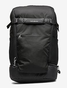 Hexa-Packs Laptop Backpack - BLACK