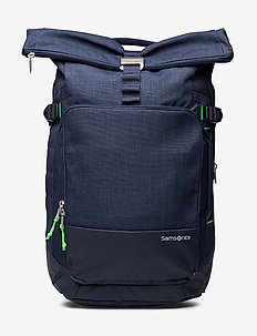 Zipproll Backpack M - rugzakken - night blue
