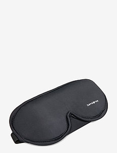 Comfort Travelling Eye Mask And Earplugs - annet - black