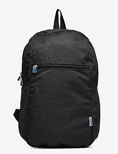 Foldable Backpack - sacs à dos - black