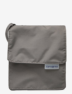 Neck Pouch RFID - fodral surfplatta - grey