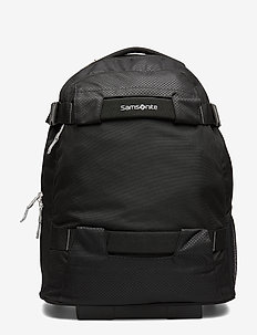 Sonora Laptop Backpack/Wheels - rugzakken - black