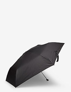 RAIN PRO-3 SECT.ULTRA MINI FLAT - paraplyer - black