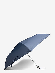RAIN PRO-3 SECT.ULTRA MINI FLAT - paraplyer - blue