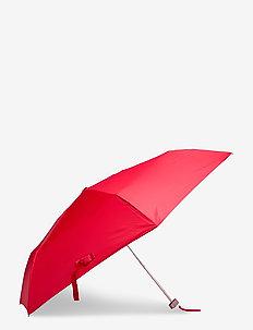 RAIN PRO-3 SECT.ULTRA MINI FLAT - parasole - red
