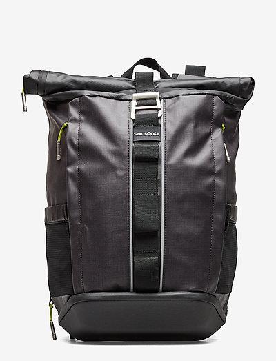 """2WM LP Backpack 15,6"""" - black"""