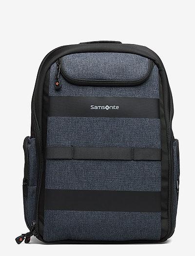 Blesure Backpack 15,6 EXP Daytrip - reput - dark blue
