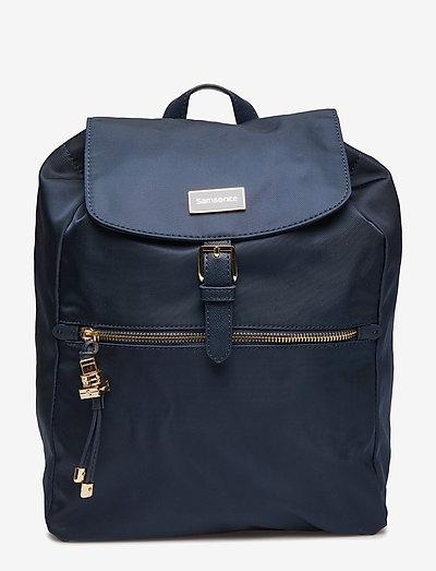 Karissa Backpack 1 Pocket - reput - dark navy